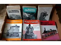 Large collection of Model Engineer magazines