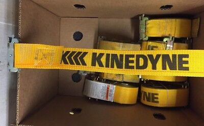 "10pak E Track Straps Cargo Van Truck Trailer Tie Down Strap 2"" x 12' Cam Buckle"