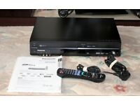 Panasonic DMR-EZ49V - DVD & VHS Video Recorder with HDMI and Freeview