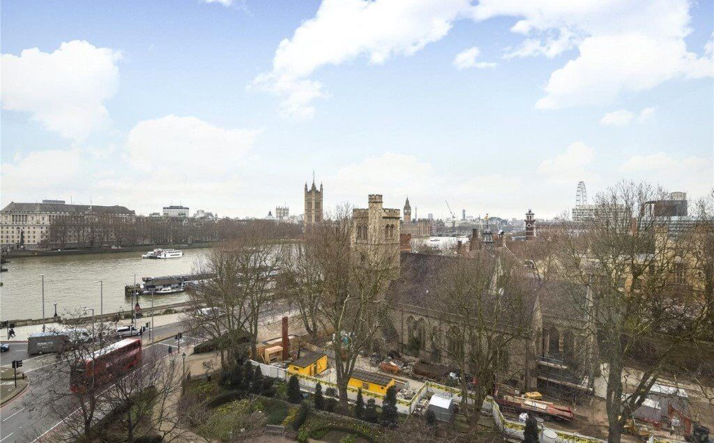 Stunning 1 bedroom apartment, Westminister, STUNNING VIEWS, SE1 7XQ