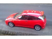 Ford Focus Mk1 - 1.8 Zetec with RS Bodykit - Red 3 door C/w Private Reg