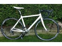 Ribble Sportive Road Racing Triathlon Bike 50cm SRAM Rival Apex Pro Lite Bracciano May Deliver