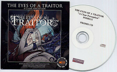 THE EYES OF A TRAITOR A Clear Perception 2009 9-trk promo
