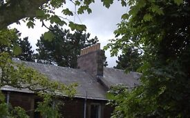 Lovely cosy South Facing . 1 bedroom flat to rent. To let one bed flat near Gleneagles