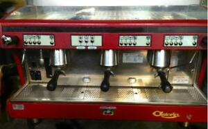 Astoria Perla 3 group Commercial Espresso Machine