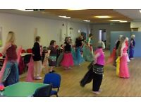 Over 50s Belly Dancing Class