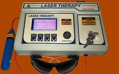 Computerised Laser Therapy Device Different Medical Application Machin Dtf