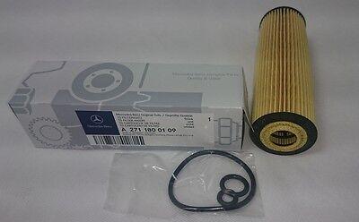 Genuine Mercedes-Benz OM271 C-Class Oil Filter 180-200 Kompressors A2711800109