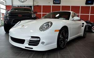 2011 Porsche 911 Turbo - *RARE* 6-Speed Manual - VERY LOW KMS!!!