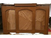 Radiator Cover - MDF - Extendable