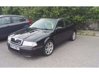 2003 skoda octavia vrs sale or swap for motorbike