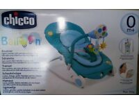 Chicco balloon bouncer in excellent condition
