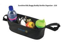 Sunshine Kids Buggy Buddy Stroller Organiser