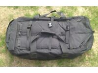 British armed forces operational travel or deployment bag (rucksack / holdall)