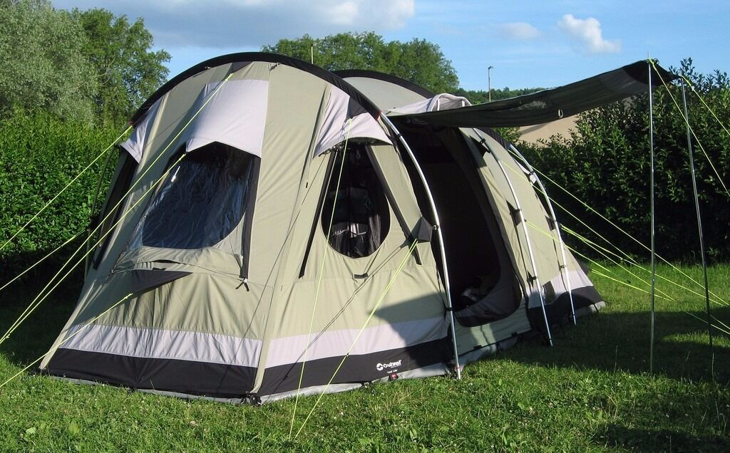 Outwell Trout Lake 4 Birth Outtex/Polycotton tent & Outwell Trout Lake 4 Birth Outtex/Polycotton tent | in Warrington ...