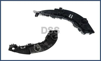 Genuine Honda Civic Front Bumper Spacer Support Bracket Left + Right Set OEM Bumper Bracket Spacer