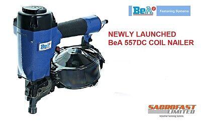 Bea 557dc Pneumatic Coil Nailer