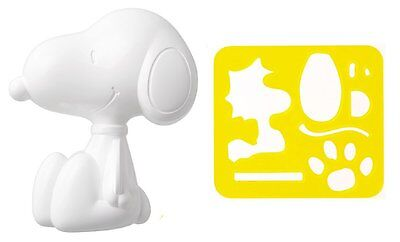 Snoopy Deco Curry Rice Mold LS-7 OSK Japan