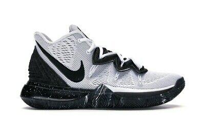 Nike Kyrie 5 'Oreo' Cookies & Cream Trainers Basketball UK 12/EU 47.5 - Rare
