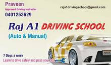 RAJ A1 Driving School Kelmscott Armadale Area Preview