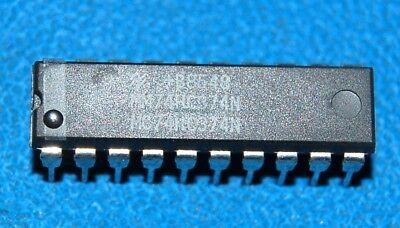 12 Pcs - National Semiconductor Mc74hc374n Free Shipping