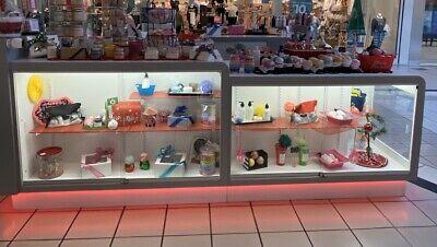 10 X 10 Customized Mall Kiosk
