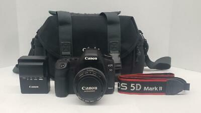 Canon EOS 5D Mark II 21.1MP Digital SLR Camera / EF 50mm 1:1.4 (MS2020581)