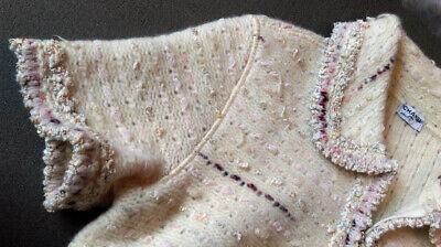 fameuse robe courte en tweed signée chanel paris - minimaliste so chic !