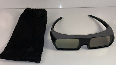 Sony CECH-ZEG1U 3D Glasses Rechargeable For PS3 Playstation 3 3D TV Never Used
