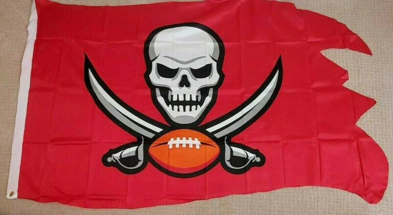 2020 Tampa Bay Buccaneers House Flag - Season Ticket Member Gift - New Bucs Flag