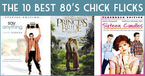 The 10 Best 80's Chick Flicks