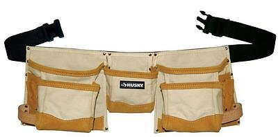 New 13 Pocket Pouch Tool Belt Bag Electrician Carpenter Contractor Construction