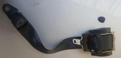 Peugeot 307 seat belt rear N/S passenger side 5 door