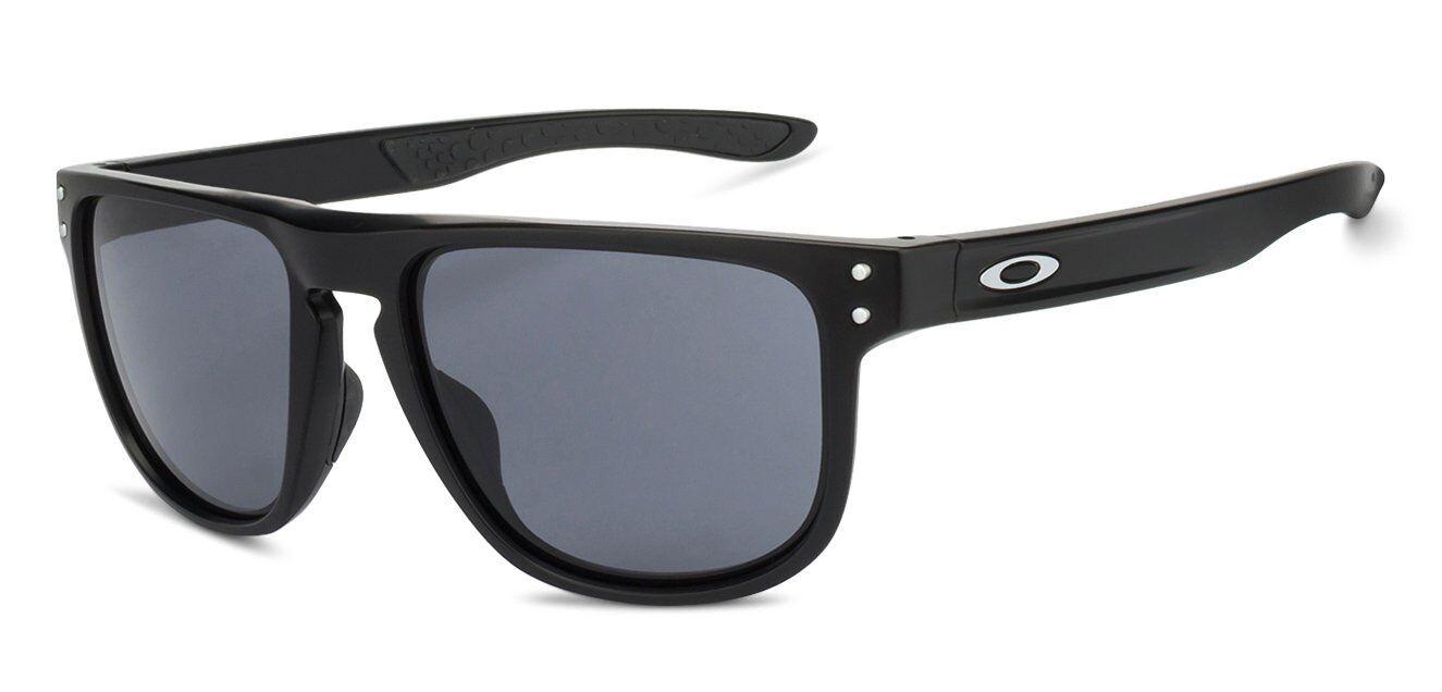 c0966f16986dda Oakley Holbrook R Sunglasses OO9377-0155 Matte Black Frame Grey Lens 9377 01