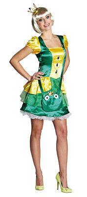 Froschkönigin sexy Queen Frog Froschkostüm Kleid Kostüm für - Sexy Frosch Kostüm