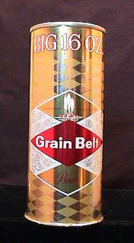 GRAIN BELT BEER BIG 16 OZ - MID 1960
