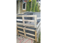 Cupa 3 Heavy Spanish pallets of slates Brand New