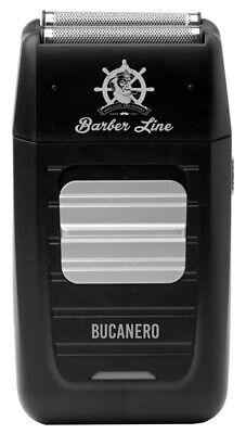 Máquina de Afeitar Color Negro Barber Line 3W 6800rpm. Bucanero ProfesionaL