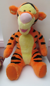 "Large Talking Tigger 22"" Sitting, Needs a new Forever Home"