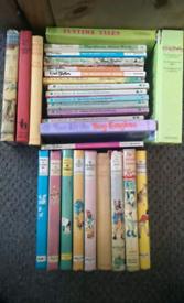 Job Lot of Enid Blyton Books