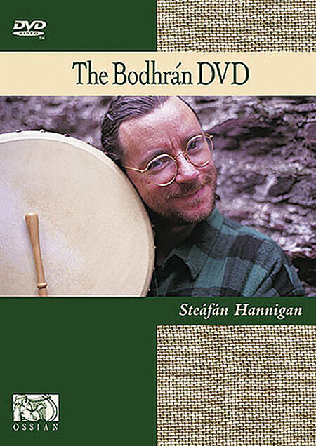 The Bodhran Drum Lessons for Beginner Learn How to Play Irish Music Video DVD