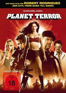 DVD - Planet Terror - gekürzte Fassung / #936