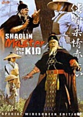 Shaolin Master and The Kid-- Hong Kong Kung Fu Martial Arts Action movie