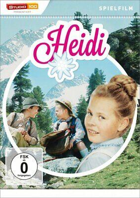 Heidi Regie: Werner Jacobs, D 1965, FSK ab 0, DVD-Video, Dt 1x DVD-5 Eva Maria