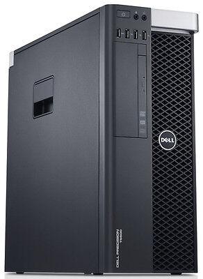 DELL T5600 12 CORE XEON E5-2630 2.3Ghz 16GB 2TB NVIDIA QUADRO4000 NO OS DAX