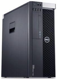Dell Precision CAD Workstation -16GB- Xeon E5 3.3Ghz -500GB -ATI Firepro 2GB *1Yr Warranty*