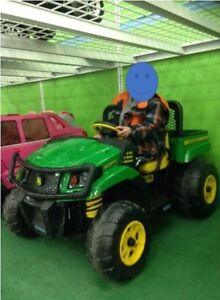 Peg Perego John Deere Gator Ride-On for Kids