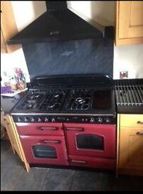 Rangemaster cooker