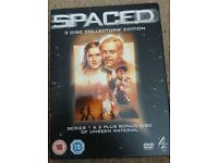 Spaced DVD Boxset - Channel 4 series starring Simon Pegg
