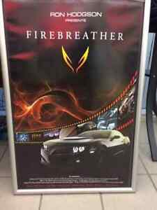 Camaro Firebreather poster !!